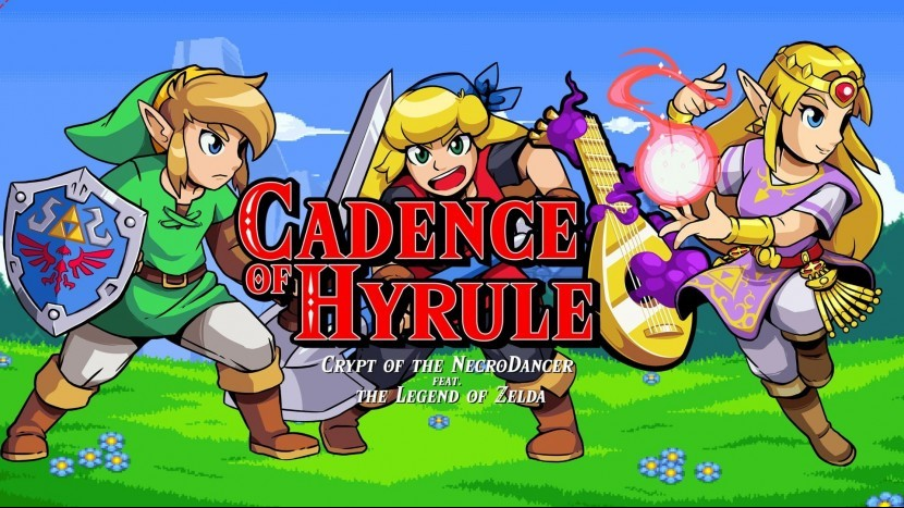 Демоверсия Cadence of Hyrule теперь в магазине Nintendo Switch