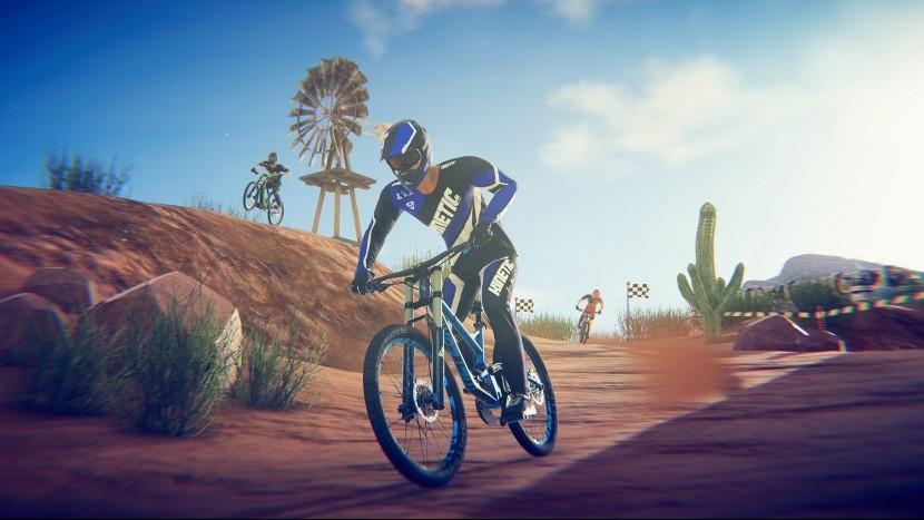 Популярность игры Descenders взлетела после попадания в Xbox Game Pass