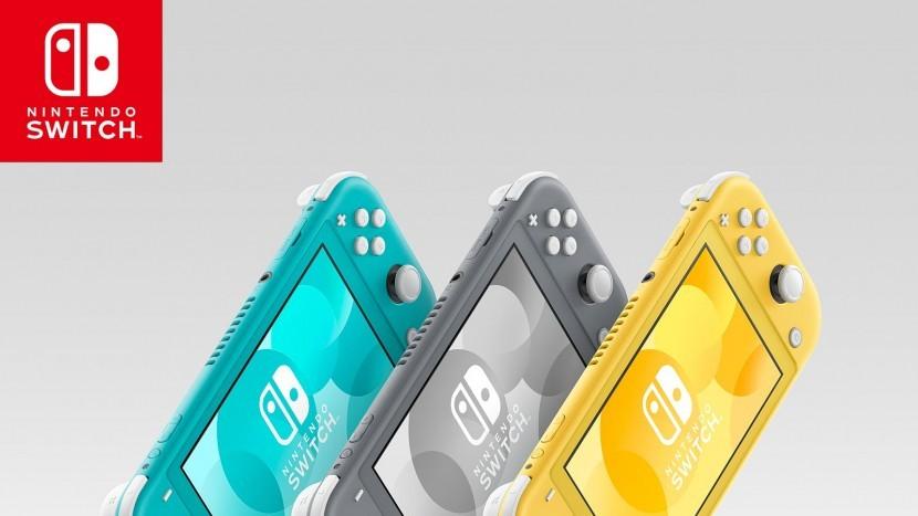 Nintendo Switch Lite: новая модель, которая не может подключиться к телевизору