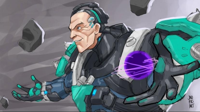 В Overwatch появился персонаж Sigma и новая функция очереди ролей