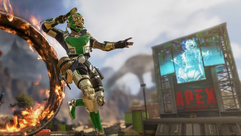 Новые подробности режима Solo для Apex Legends