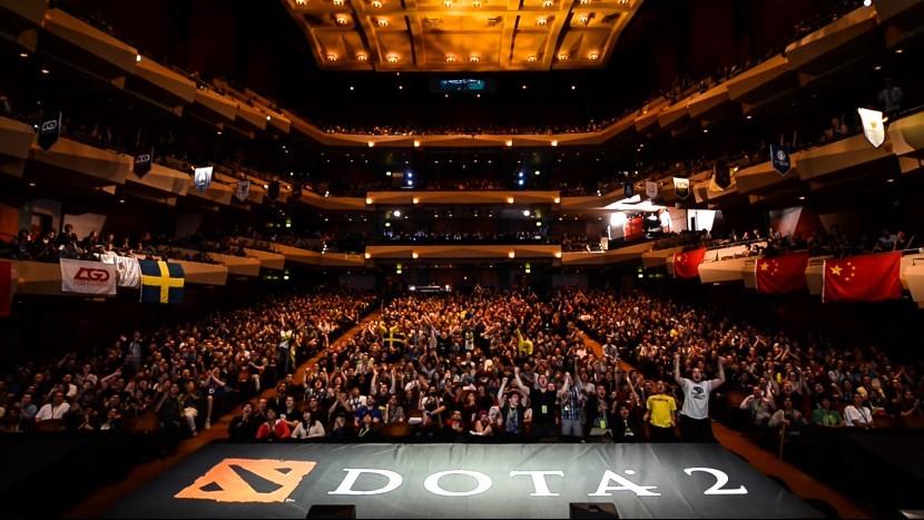 На следующей неделе состоится турнир Dota 2 International