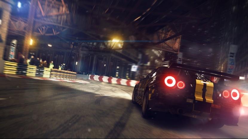 Гоночная игра GRID 2 больше не доступна в Steam