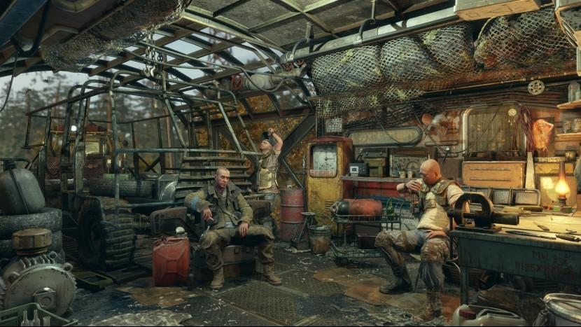 Автор игр серии Metro Дмитрий Глуховский работает над продолжением Metro: Exodus