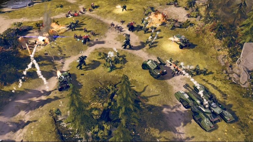 343 Industries больше не будут поддерживать Halo Wars 2