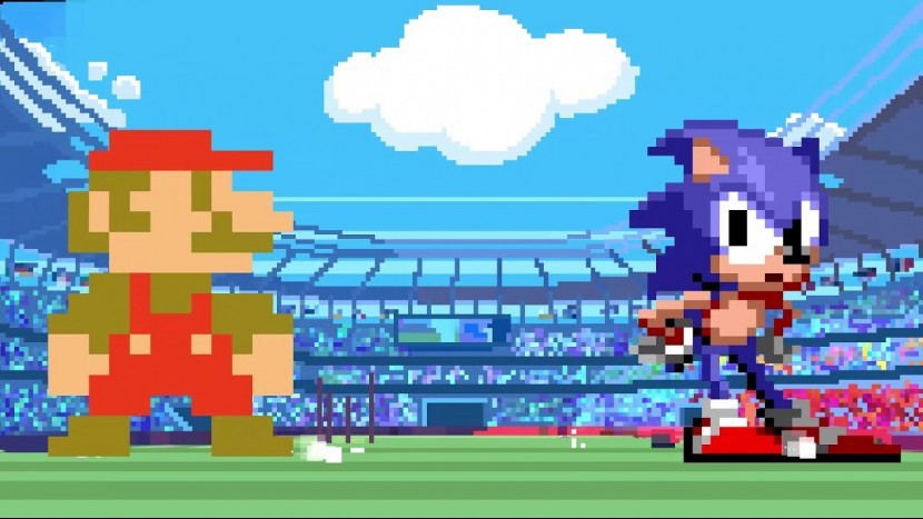 Марио и Соник будут на Олимпийских играх в Токио-2020