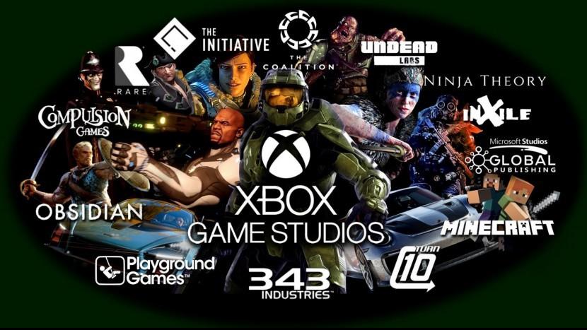 Новые студии Xbox будут ориентированы на создание эксклюзивных игр