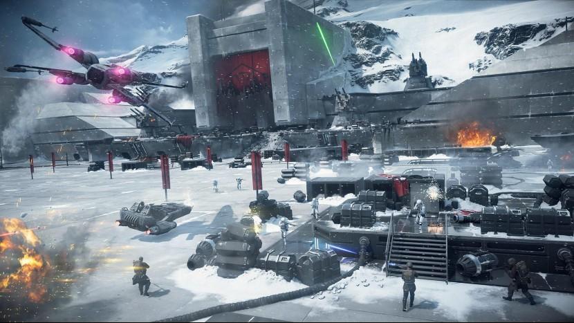 Кооператив Clone Commandos и другие новые материалы появятся в Star Wars: Battlefront 2