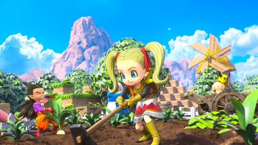 Новое обновление Dragon Quest Builders 2 добавило эпилог, третий слот для сохранения и многое другое