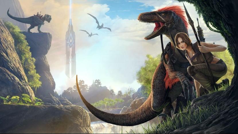 Игра Ark: Survival Evolved продалась тиражом 16 млн. копий