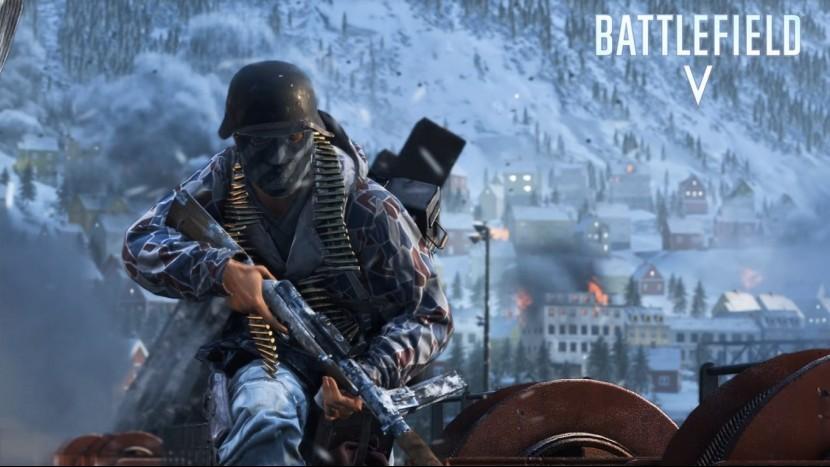 Соревновательный режим 5v5 в Battlefield 5 был отменен