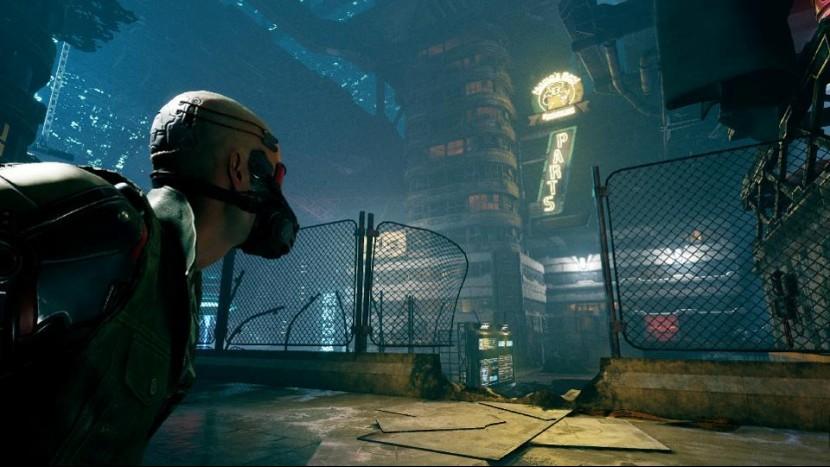Стали известны новые подробности игры Ghostrunner