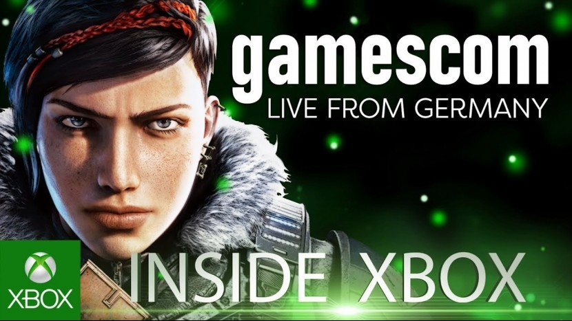 Подробности Inside Xbox Gamescom 2019