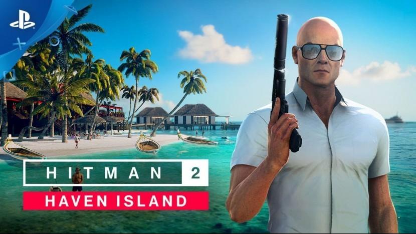 Агент 47 возьмет на себя новые задачи и миссии на тропическом курорте острова Haven