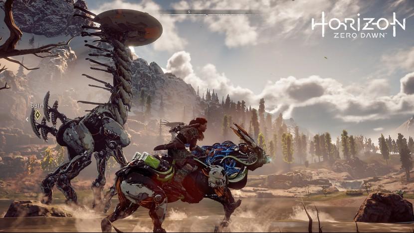 Guerrilla Games работает над продолжением Horizon: Zero Dawn