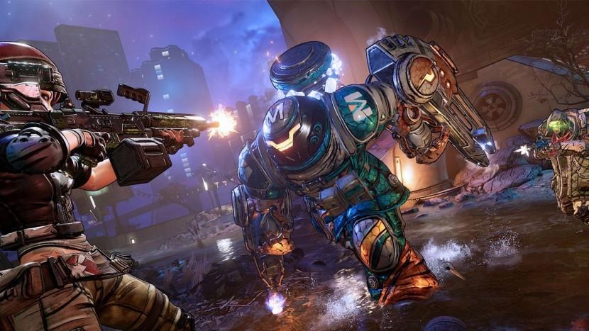 Разработчики обещают более детализированные обновления для Borderlands 3