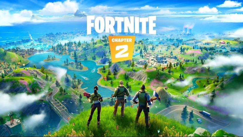 Epic Games продлили сезон Fortnite Chapter 2 до следующего года
