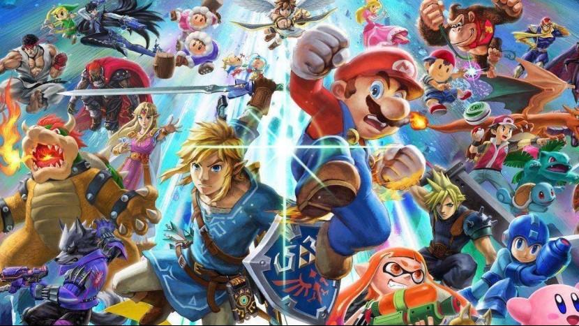 Smash Ultimate Freebie теперь доступна для пользователей Nintendo Switch Online