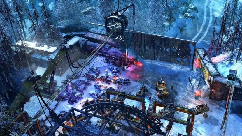 Wasteland 3 - это массовое обновление от своего предшественника