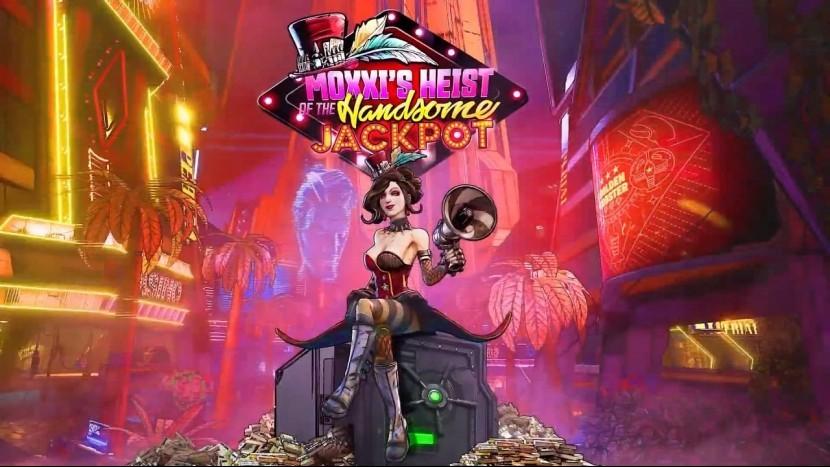 Borderlands 3 - праздничный трейлер, 35% скидка и новые кадры первого DLC