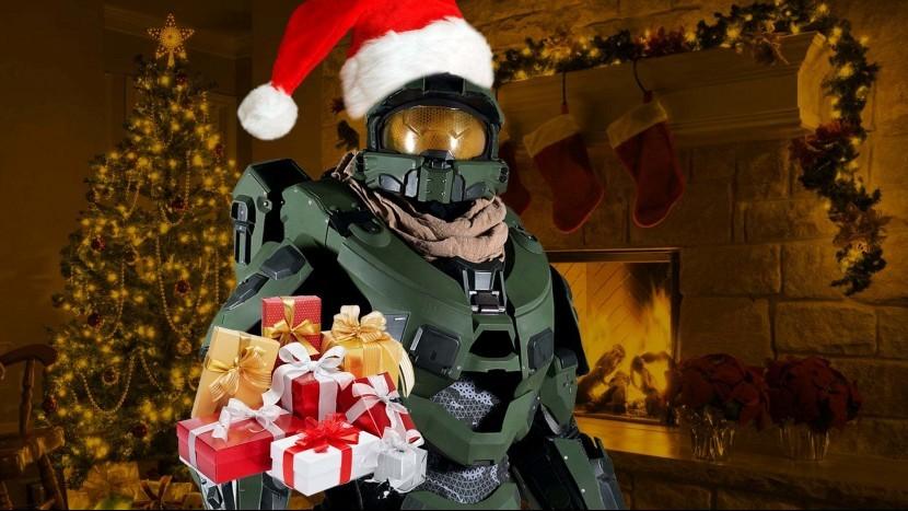 Microsoft запустила новогоднюю распродажу игр для Xbox One