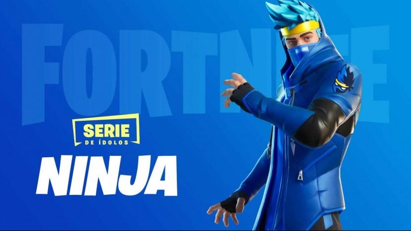 В Fortnite добавили скин стримера Ninja
