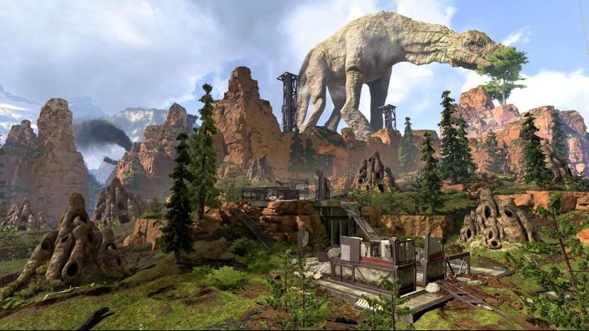 4-й сезон Apex Legends возвращает карту Kings Canyon