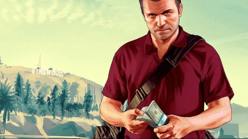 GTA 5 стала самой продаваемой игрой десятилетия