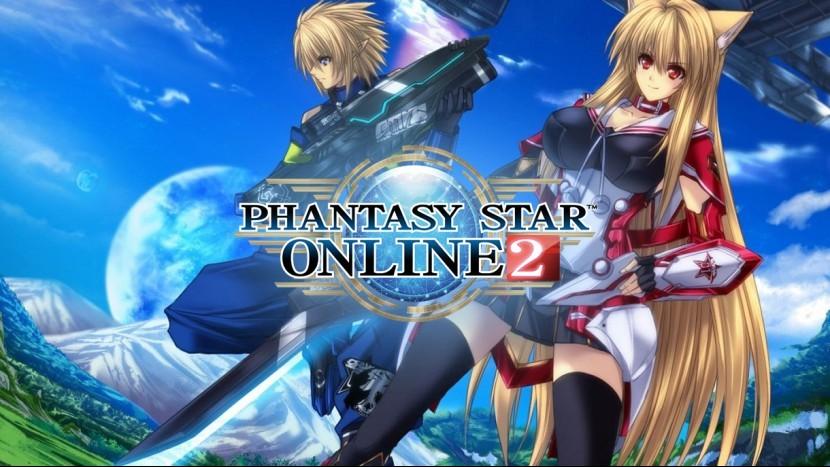 На следующей неделе пройдет закрытое бета-тестирование Phantasy Star Online 2