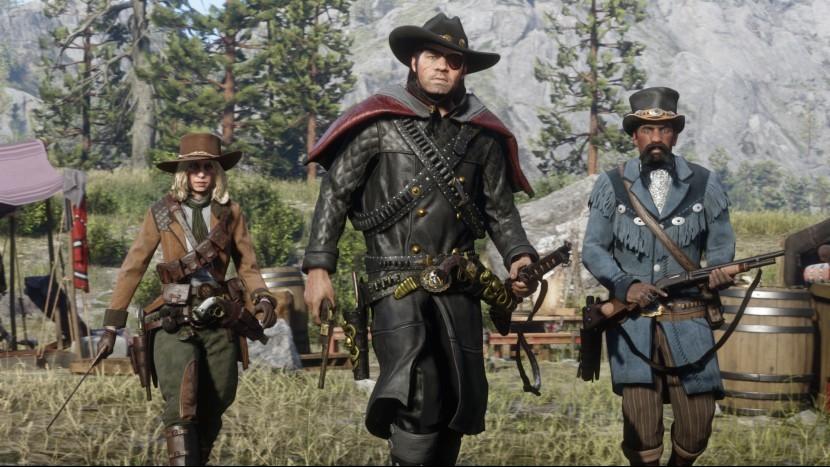Для Red Dead Redemption 2 и GTA Online доступны бесплатные бонусы