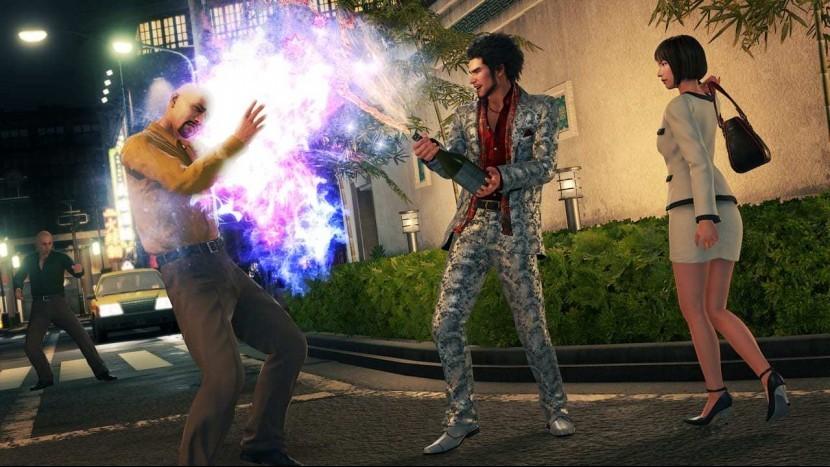 Yakuza: Like A Dragon - самая ожидаемая игра в 2020 году