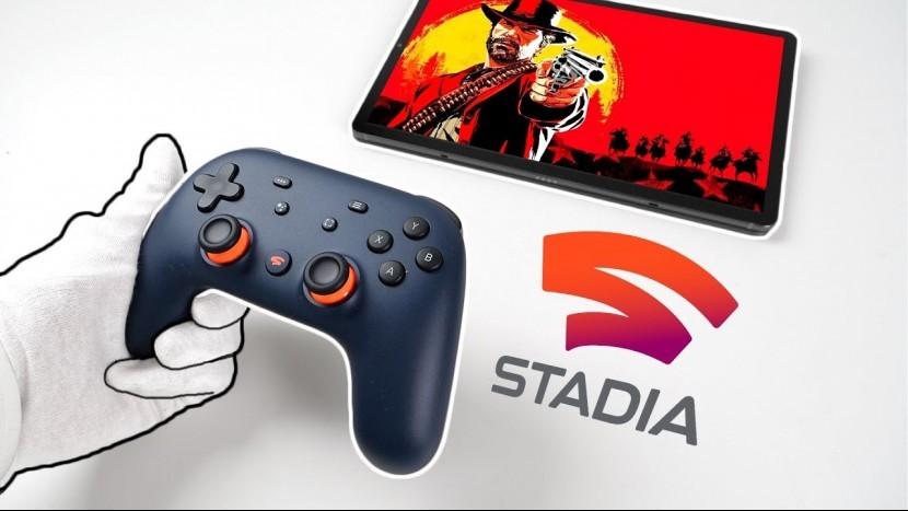 Google объяснили отсутствие анонсов новых игр для Stadia