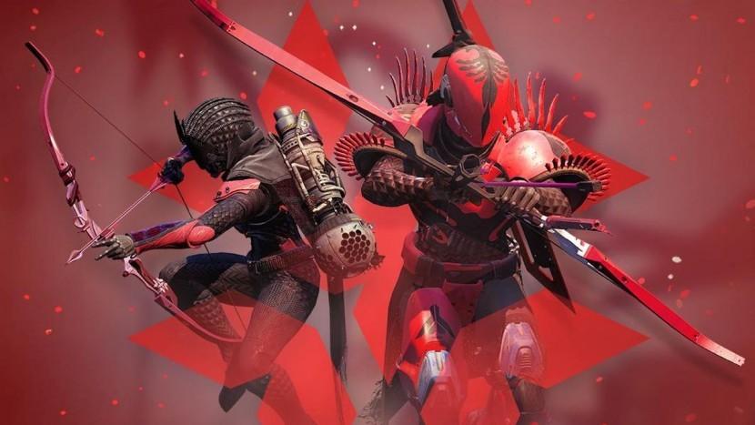 Ивент Crimson Days в Destiny 2 возвращается на День святого Валентина