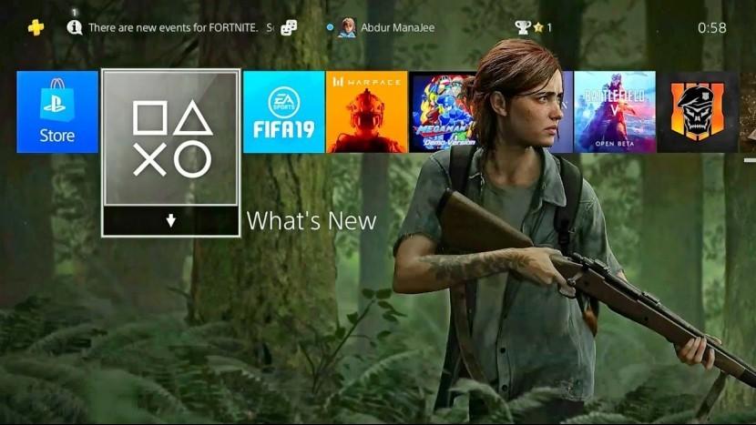 Для The Last of Us: Part 2 вышла бесплатная тема для PS4