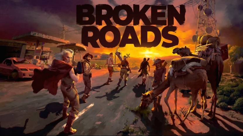 Колин Маккомб примет участие в разработке Broken Roads