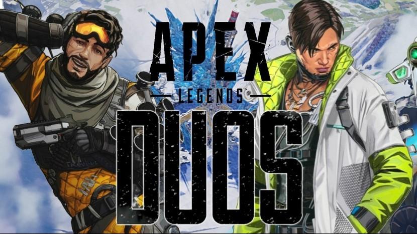 Режим Duos для Apex Legends отложили на один день