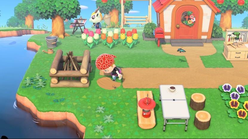 Animal Crossing: New Horizons будет поддерживать приложение для смартфонов Nintendo Switch Online