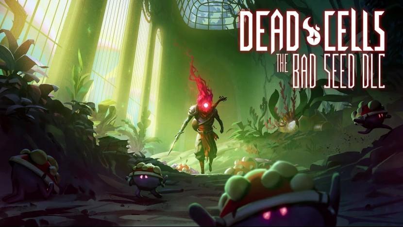 Вышло дополнение Bad Seed для Dead Cells