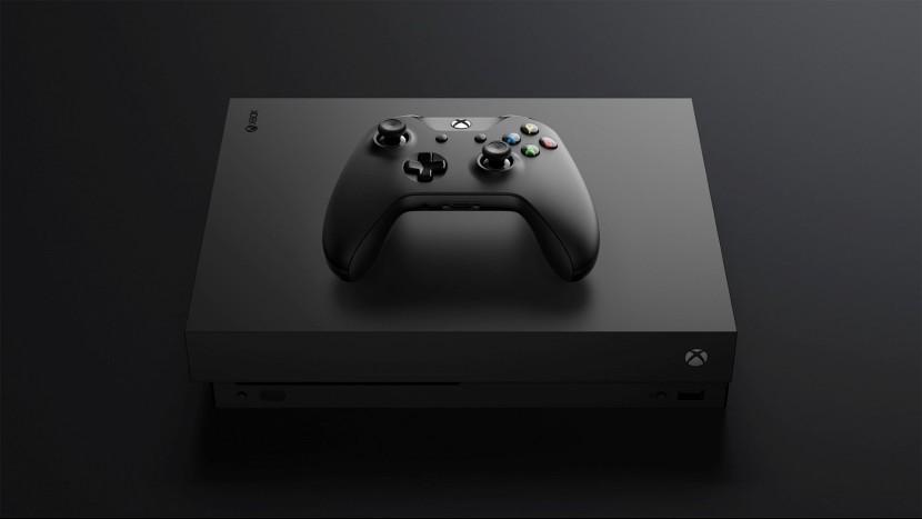 Три комплекта Xbox One X можно купить со скидкой