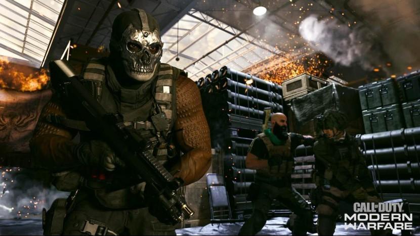 Infinity Ward выпустили два новых обновления для Call of Duty: Modern Warfare