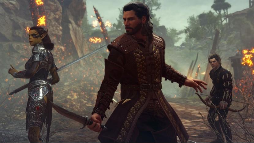 Геймплей Baldur's Gate 3 показали на PAX East 2020