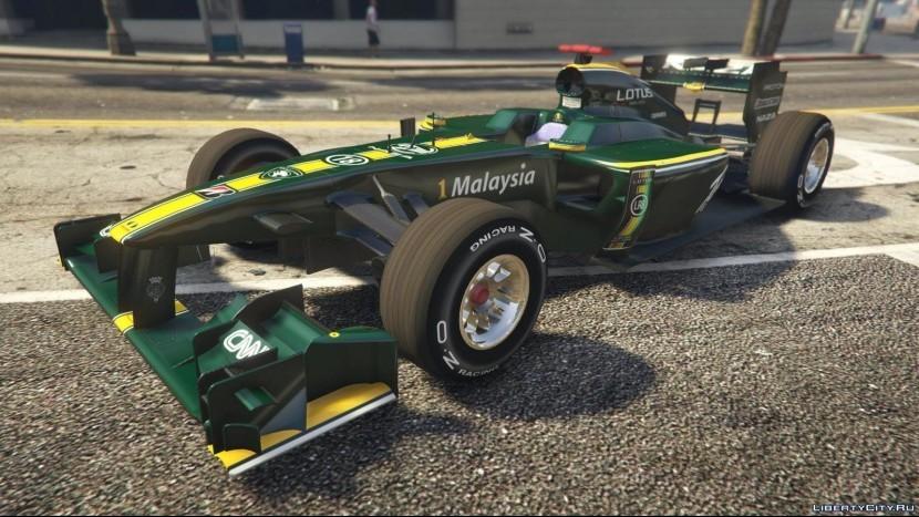 В Grand Theft Auto V Online запустили гонки в стиле F1