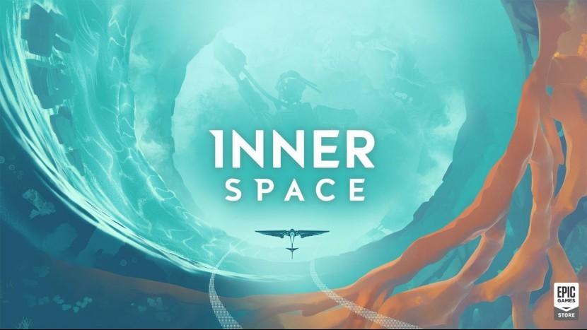 Игру InnerSpace можно бесплатно скачать Epic Games Store до 5 марта