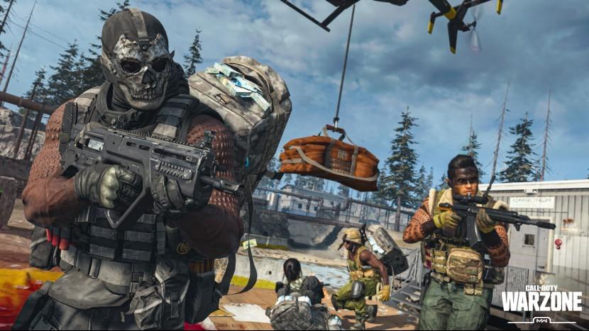 Геймеры на PS4 получат специальную версию Battle Royale Call of Duty: Modern Warfare