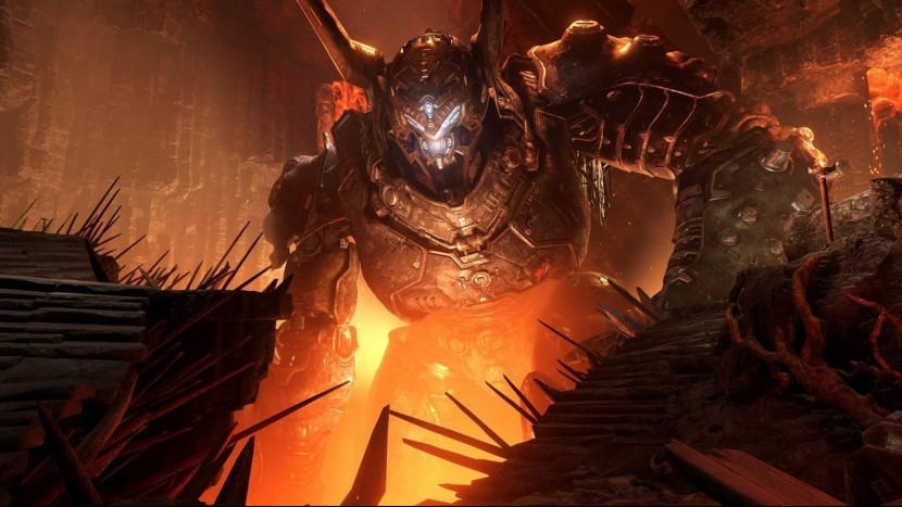 Doom Eternal не будет иметь микротранзакций