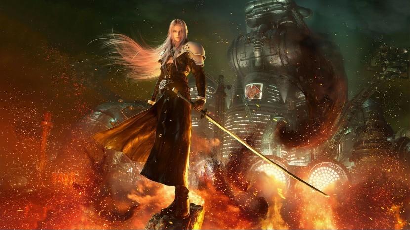 Final Fantasy 7 Remake подробности предварительного заказа