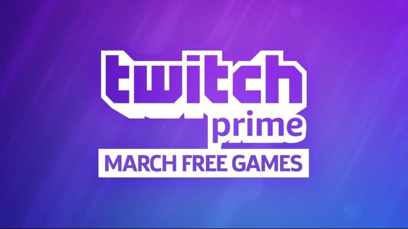 В Twitch Prime доступны 5 бесплатных игр за март 2020