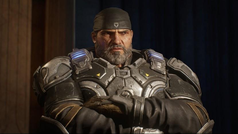 Обновленная Gears 5 выйдет на Xbox Series X