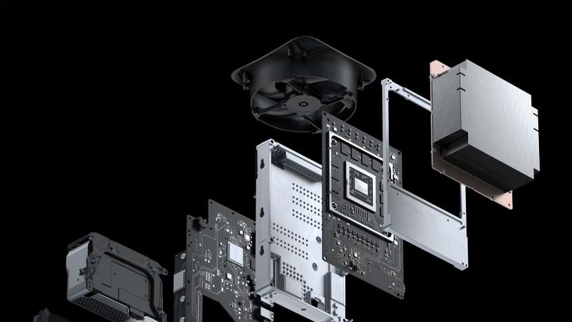Microsoft рассказали о производительности Xbox Series X