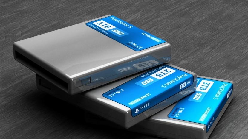 SSD накопители для PlayStation 5 могут быть не готовы к старту консоли